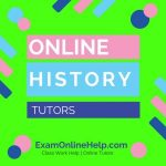 Online History Tutors